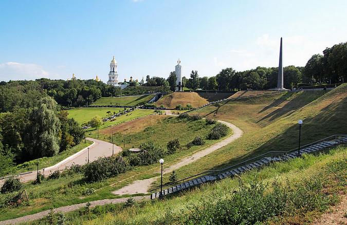 Мемориал Вечной славы героев Великой Отечественной войны Киев