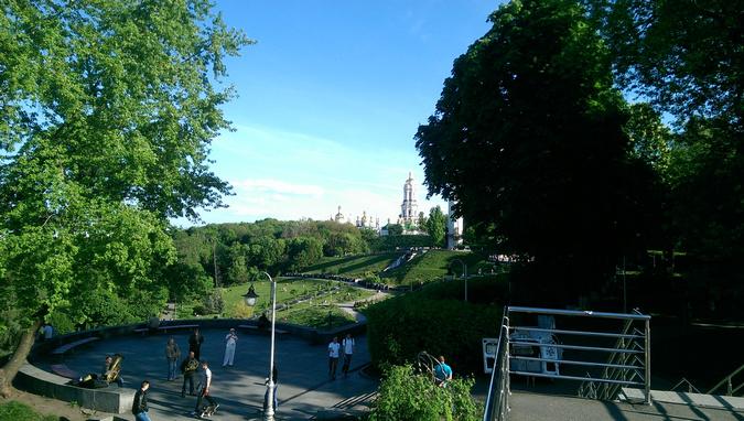 Парк Славы Киев