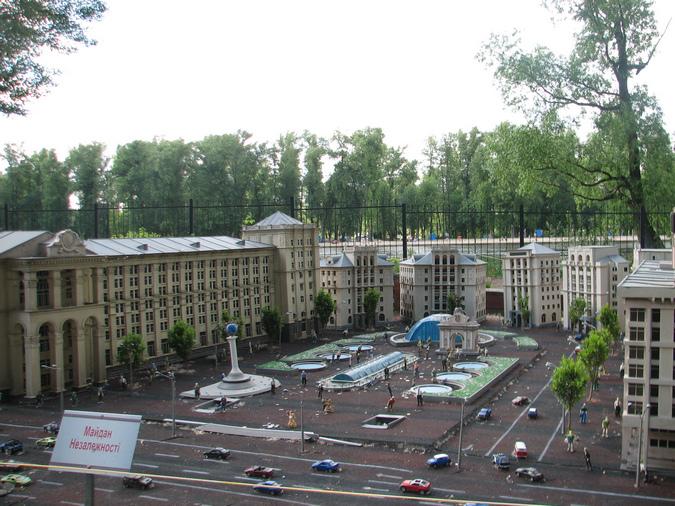 Площадь Независимости (Майдан Незалежності) Киев