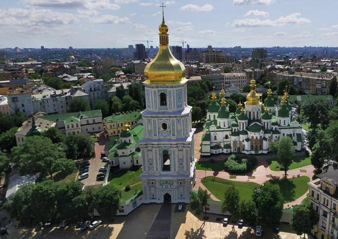 Софийский собор экскурсии в Киеве