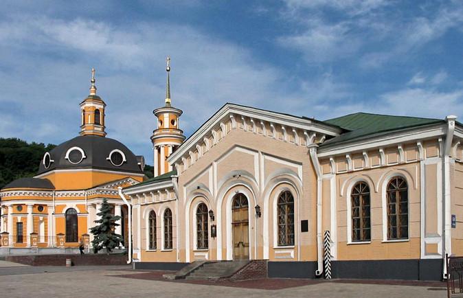 Церковь Рождества Христова в Киеве