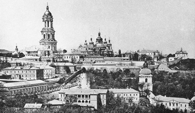 Киево Печерская Лавра (старые фото)