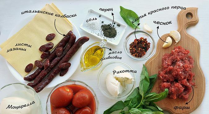 Доставка продуктов с рецептами Киев