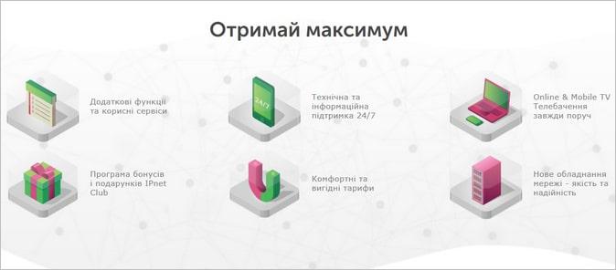 інтернет Київ підключитись