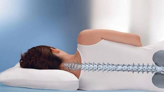 анатомическая подушка купить