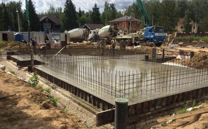 заказать готовый бетон киев