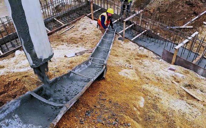 купить бетон киев