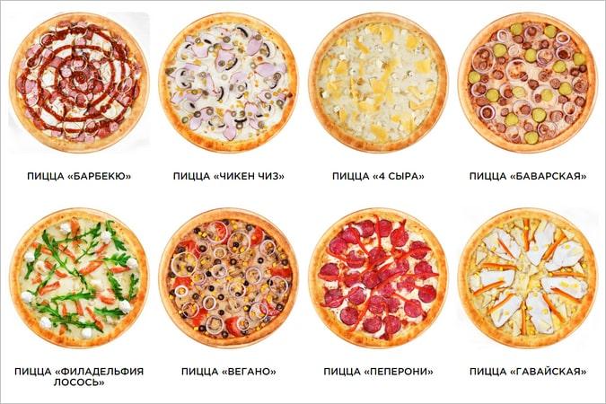 пицца Ирпень заказать