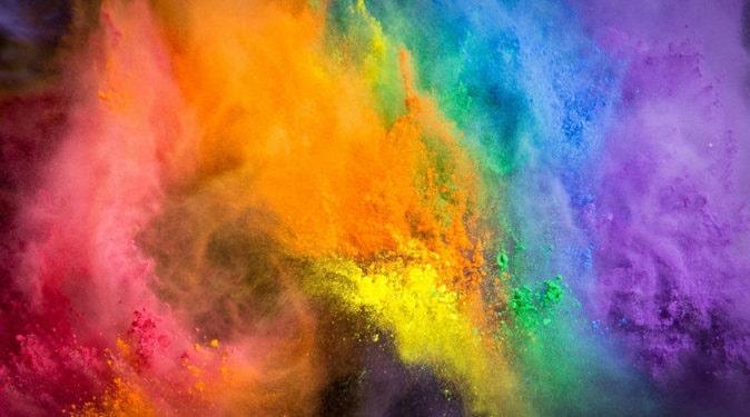 термопластичная порошковая краска
