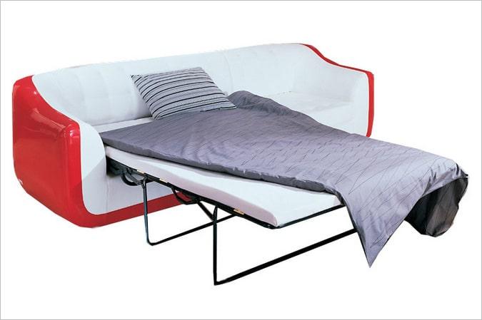 диван французская раскладушка с ортопедическим матрасом