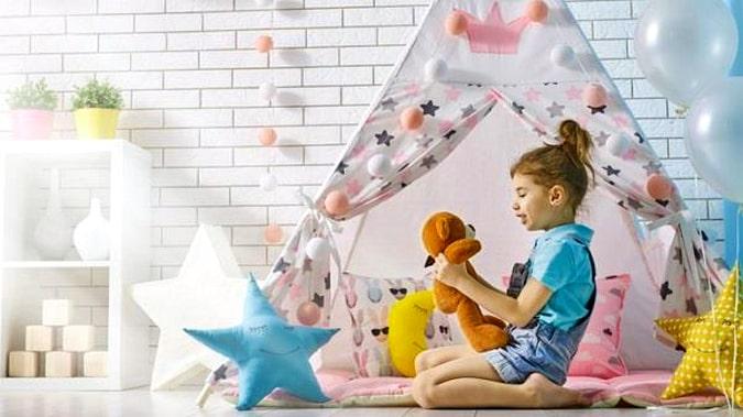 личное пространство ребенка