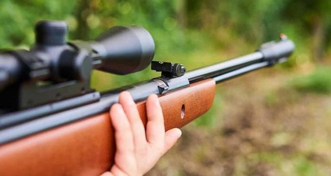 воздушная винтовка