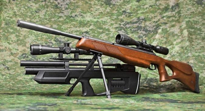 пневматические винтовки купить