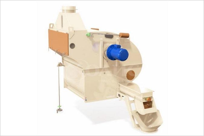 воздушный сепаратор зерна