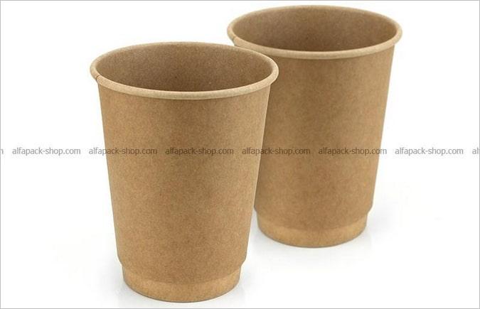крафтовые стаканы для кофе